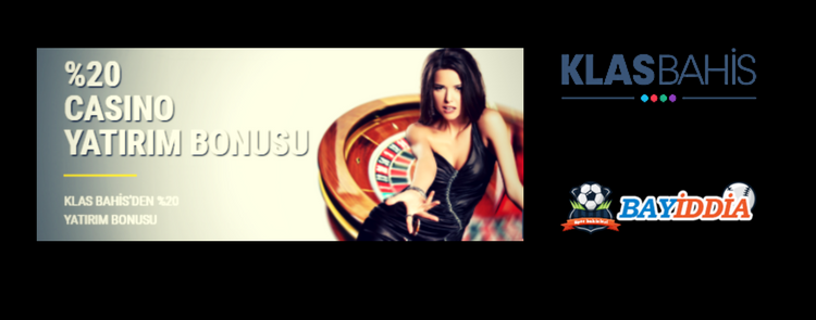 Klasbahis casino yatırım bonusu