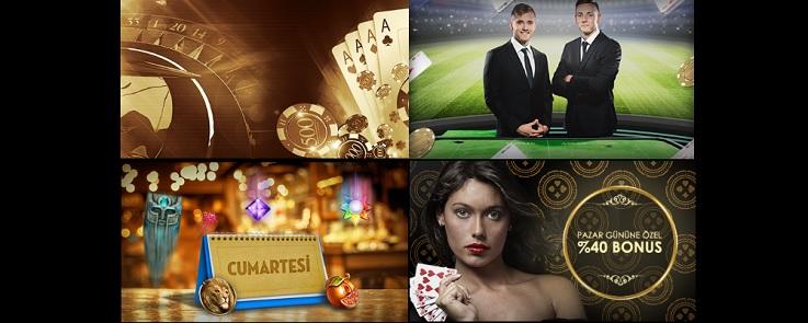 CasinoMetropol Dünya Kupası Bonusları